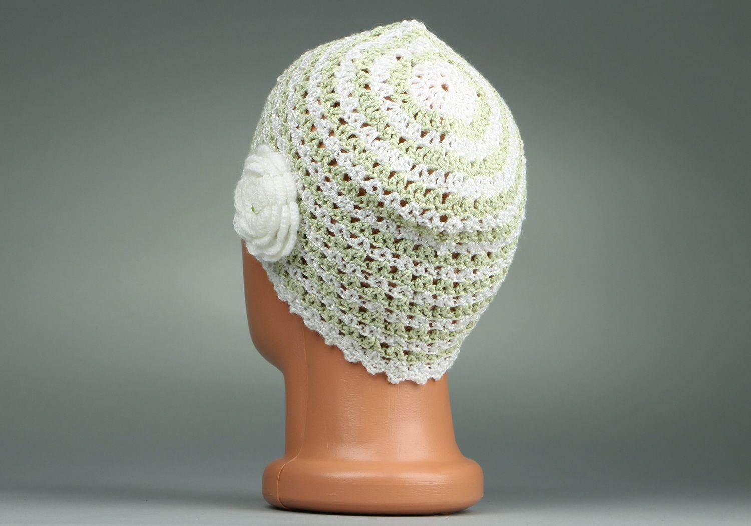 headwear Crocheted hat - MADEheart.com