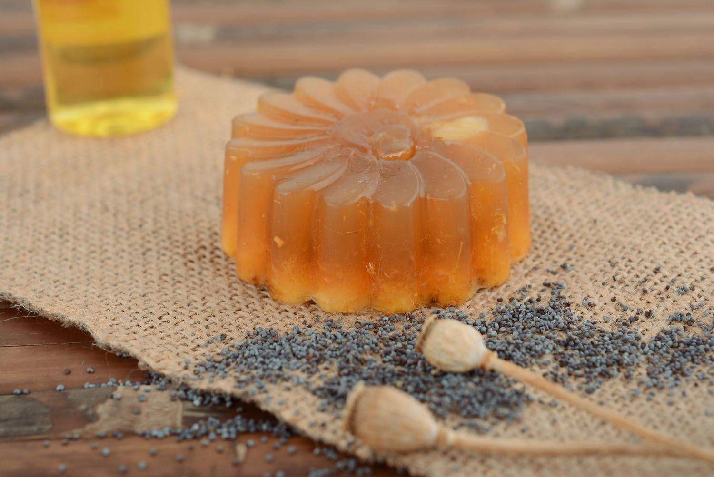 Chamomile soap photo 4