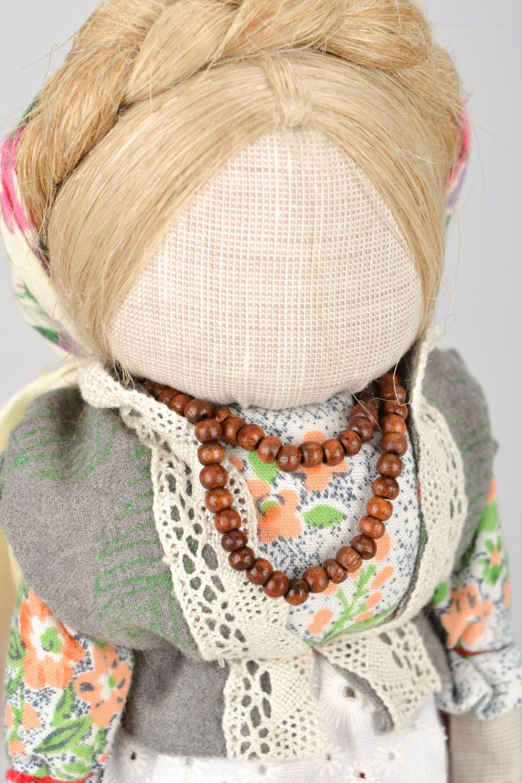 Doll motanka Leading for Life photo 5
