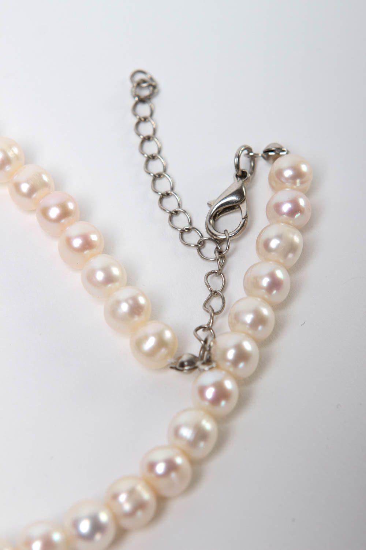 collares de piedras naturales Collar original de perlas del río bisutería artesanal regalo para mujer ,