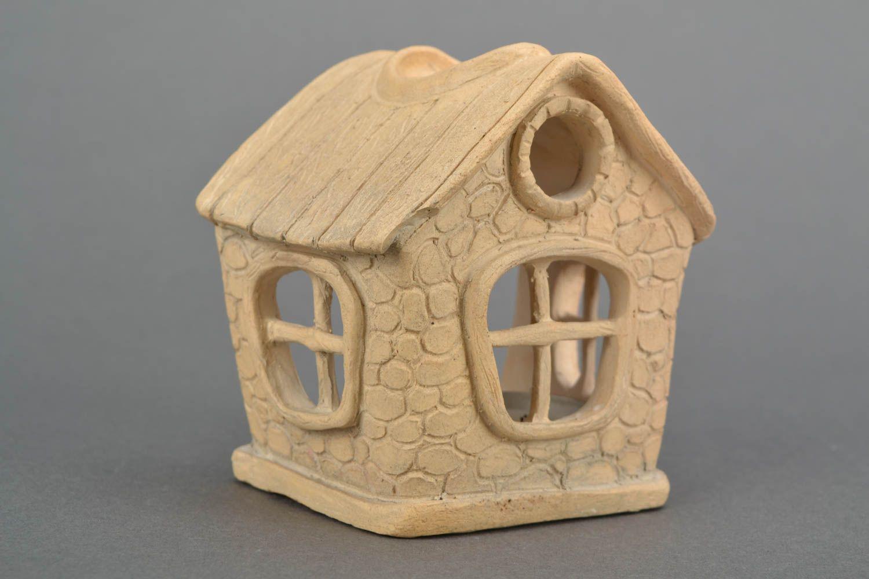 Глиняные домики своими руками 21
