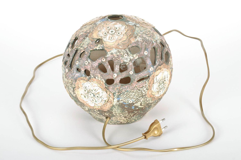 Ceramic aromalamp Field photo 4
