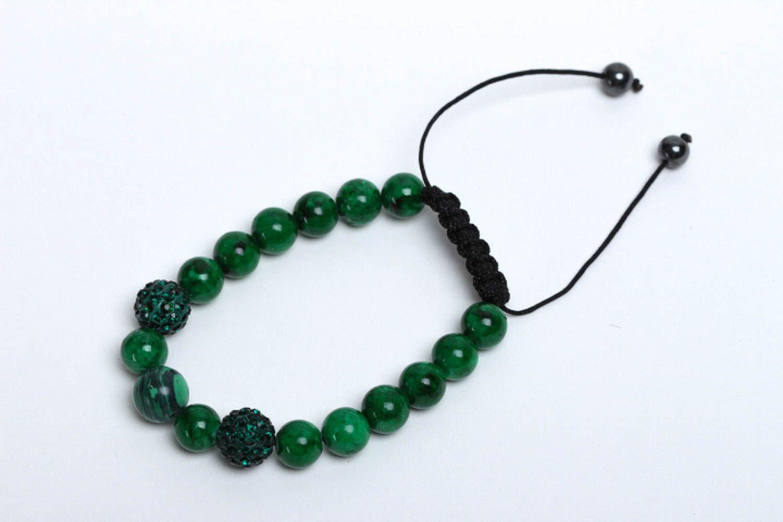 Handmade bracelet designer bracelet gemstone jewelry fashion accessories photo 2