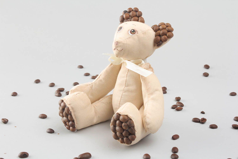 Handmade textile soft toy photo 5