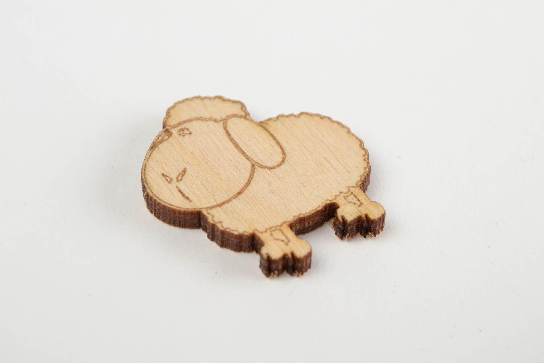 Madeheart pieza de madera para manualidades figura para - Articulos de madera para manualidades ...