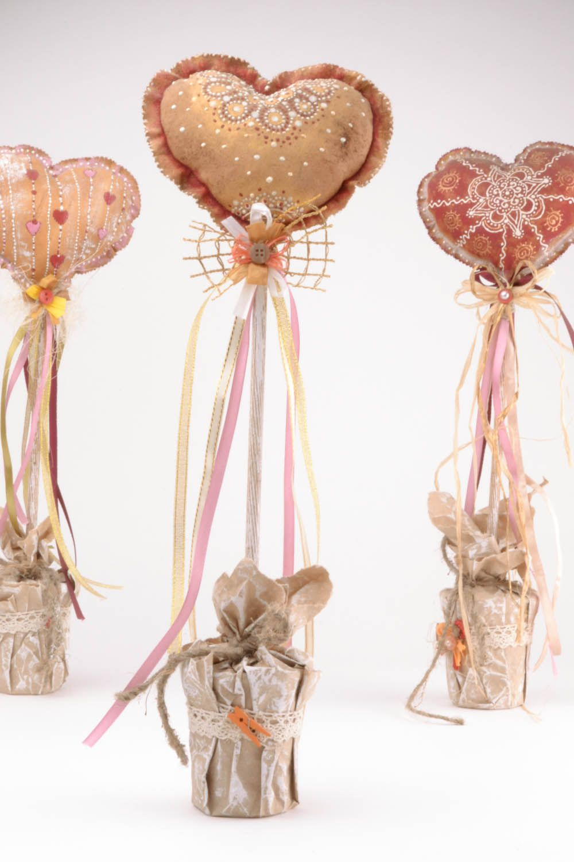 Handmade topiary Heart photo 1