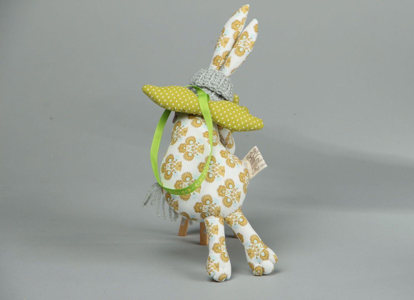Interior Toy Rudolph Bunny photo 3