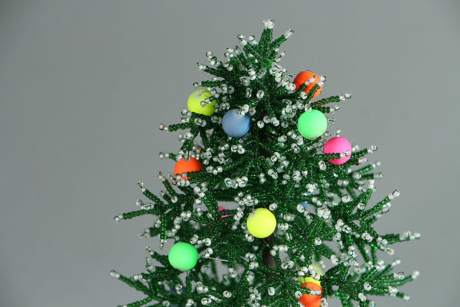 Decorative Christmas tree for New Year photo 6