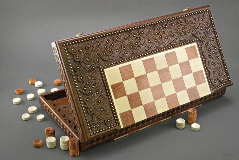Desktop game Backgammon photo 1