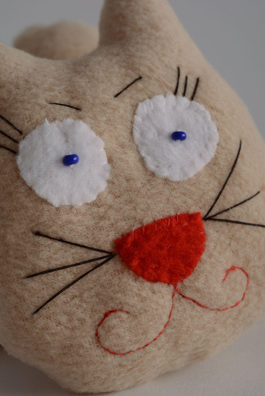 Soft toy Cat photo 2