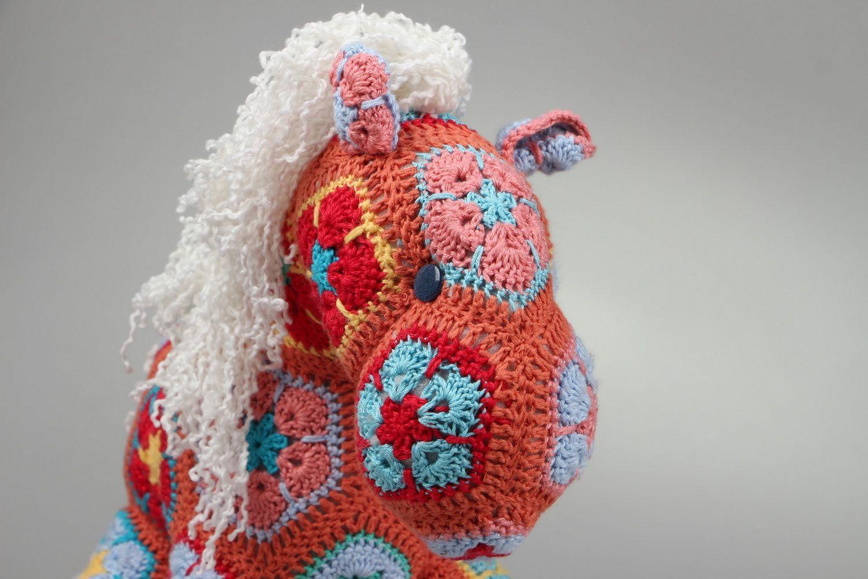 Crochet Horse photo 3