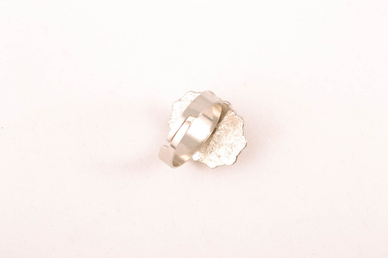 Handgemachter Ring aus Polymer Clay foto 2