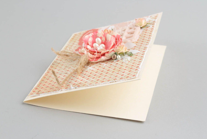 Scrapbooking post card photo 3