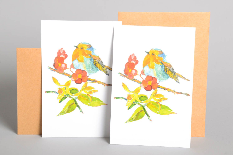 Handmade greeting card unusual gift ideas designer card for signature photo 2