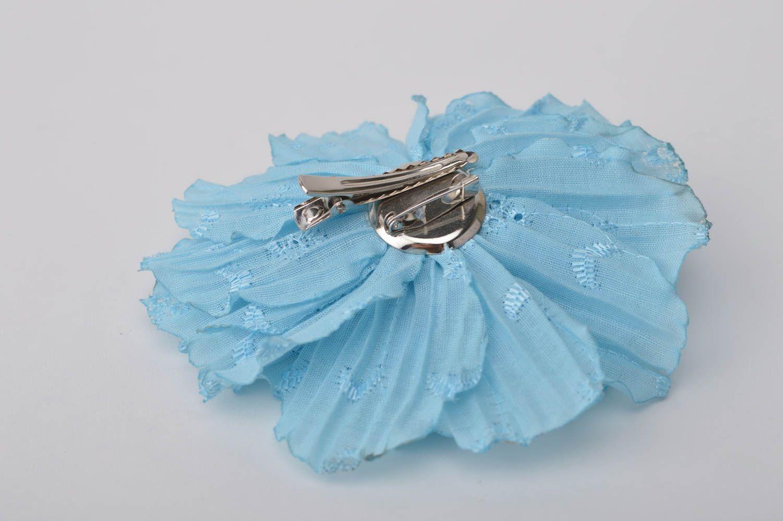 Brooch handmade flower hair clip hair decorations hair accessories for girls photo 10