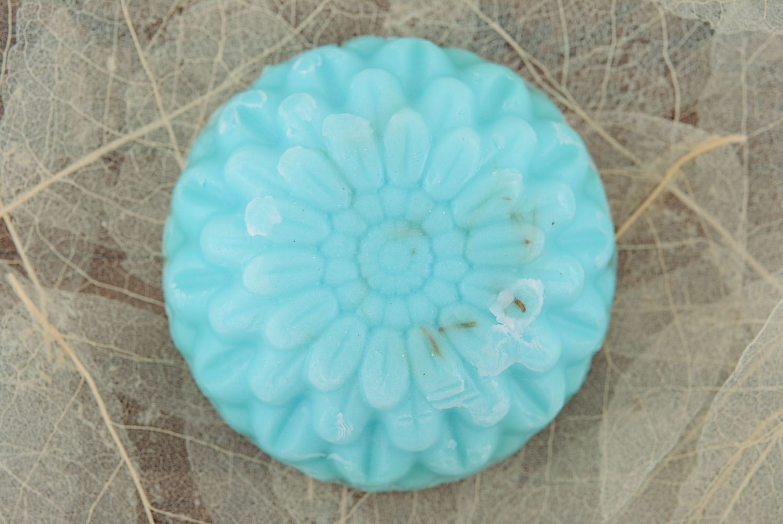 Natural soap Cornflower photo 3