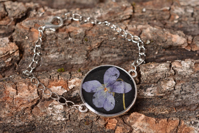 glass bracelets Handmade bracelet designer accessories flower bracelet unique jewelry gift ideas - MADEheart.com