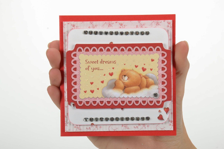 Valentine's Day greeting card photo 5