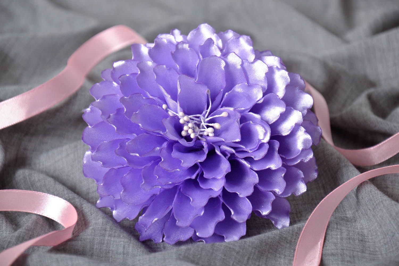 Blume Haargummi aus Atlas foto 1