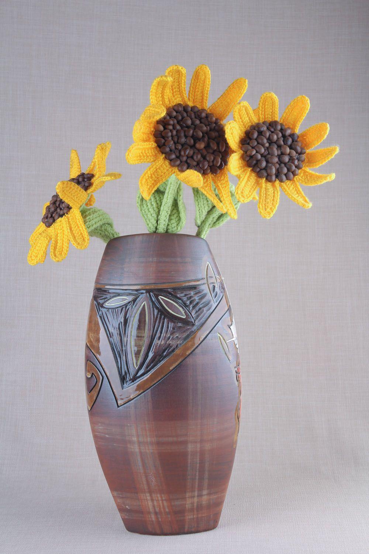 Artificial flowers for interior design  photo 5