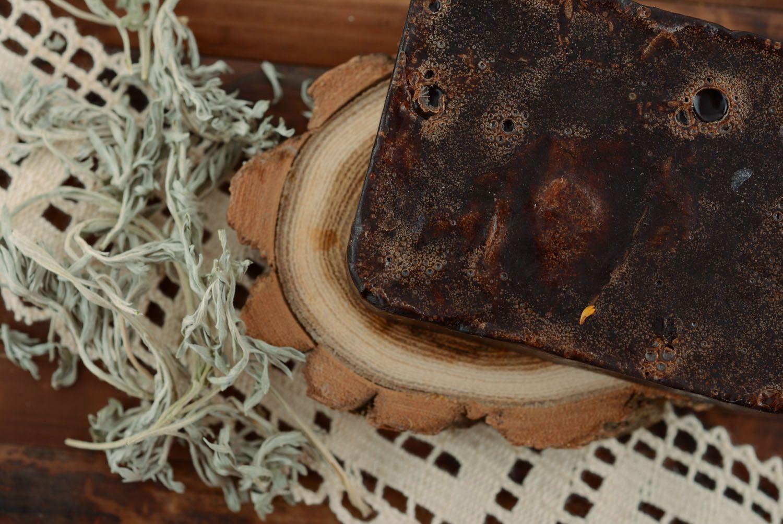 Chocolate soap photo 2