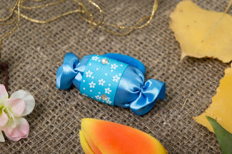 Handmade scrunchy designer accessory unusual hair scrunchy gift ideas photo 1