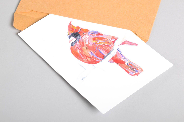 Handmade greeting cards unusual greeting card designer card handmade gift photo 4