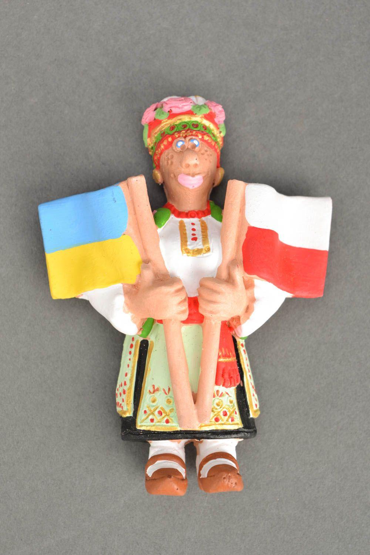 Fridge magnet in Ukrainian style photo 5