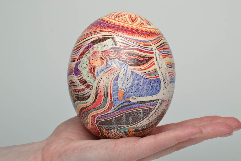ostrich easter eggs Designer Easter ostrich egg - MADEheart.com