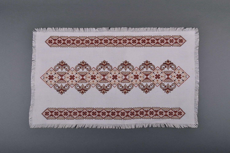 Handmade napkin photo 4