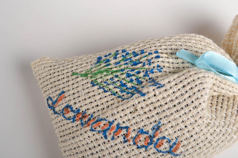 Handmade sachet bag lavender sachet home decor aroma therapy unique gifts photo 4