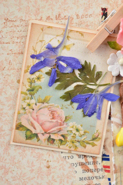 Handmade birthday card unusual collection postcard beautiful souvenir photo 2