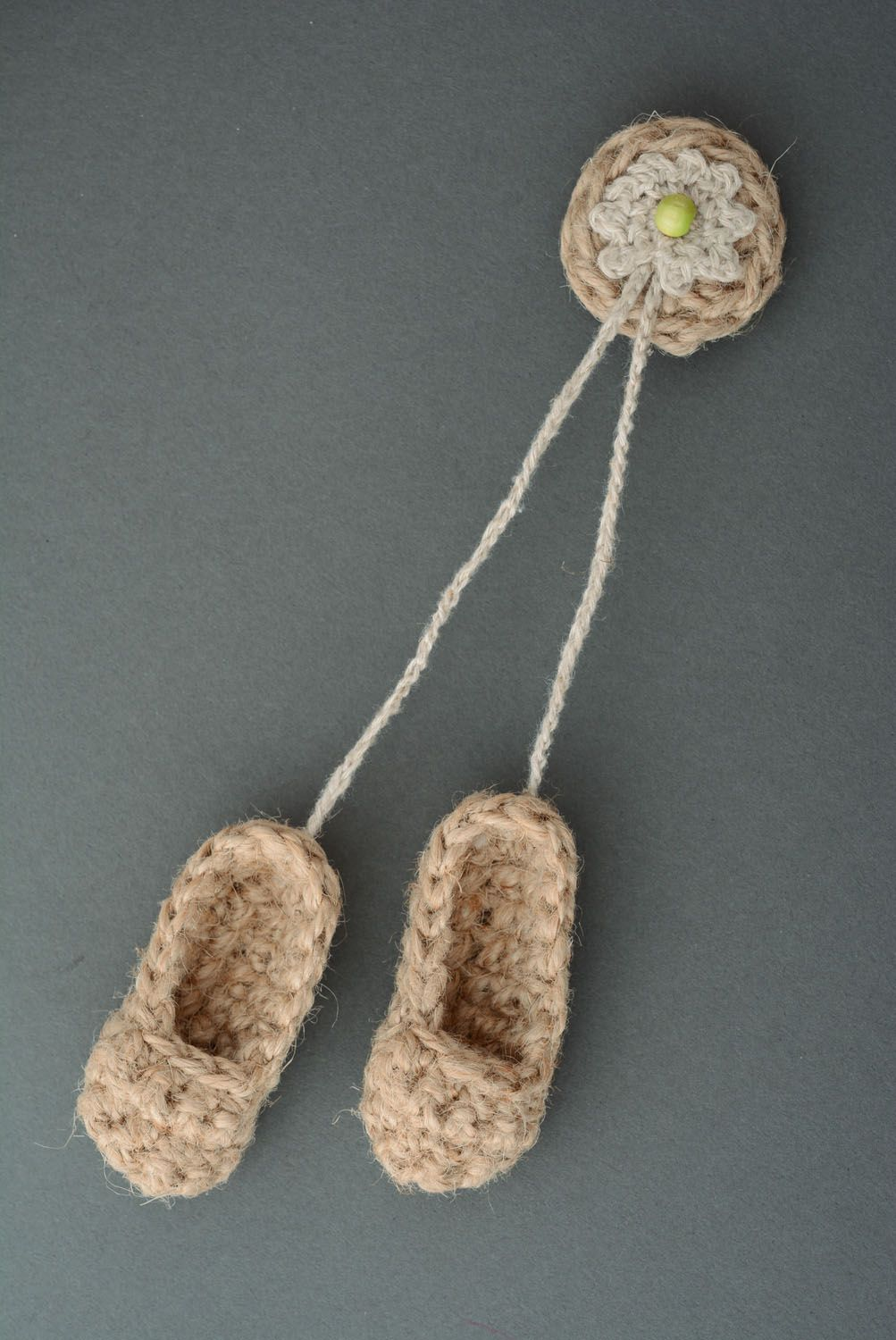 Interior pendant Straw Shoes for Brownie photo 2