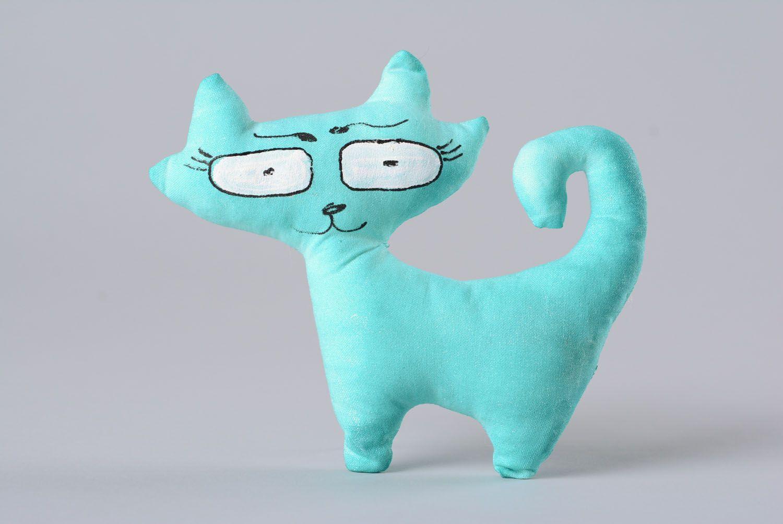 Textile toy Cat photo 1