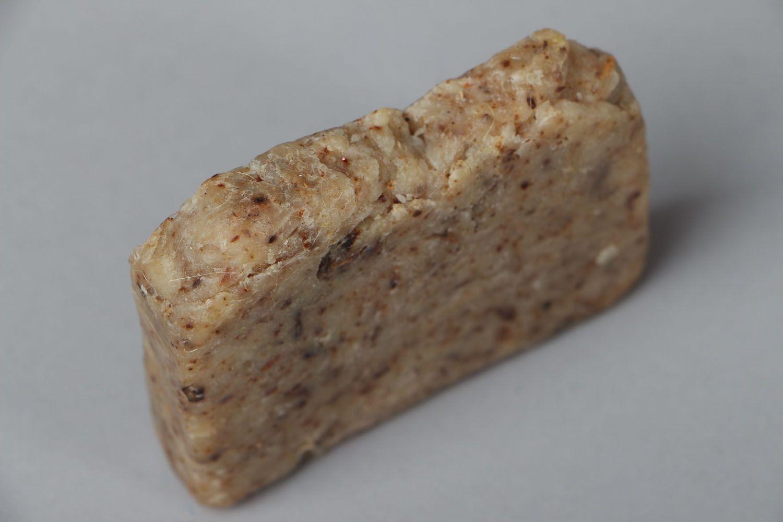 Homemade soap for creasy skin photo 2