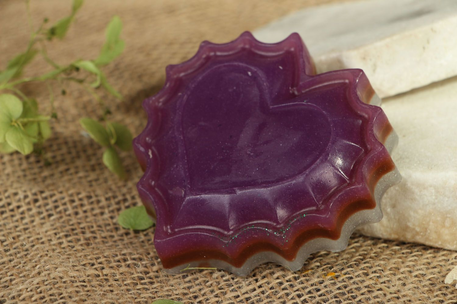 Handmade soap without fragrance photo 4