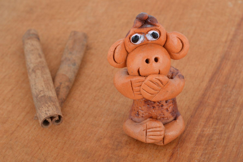 Поделки обезьянок из теста