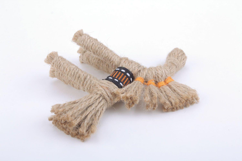 Ethnic woven toy photo 2