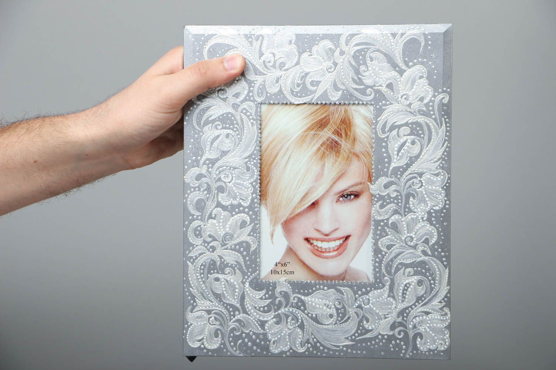 Handmade photo frame photo 4