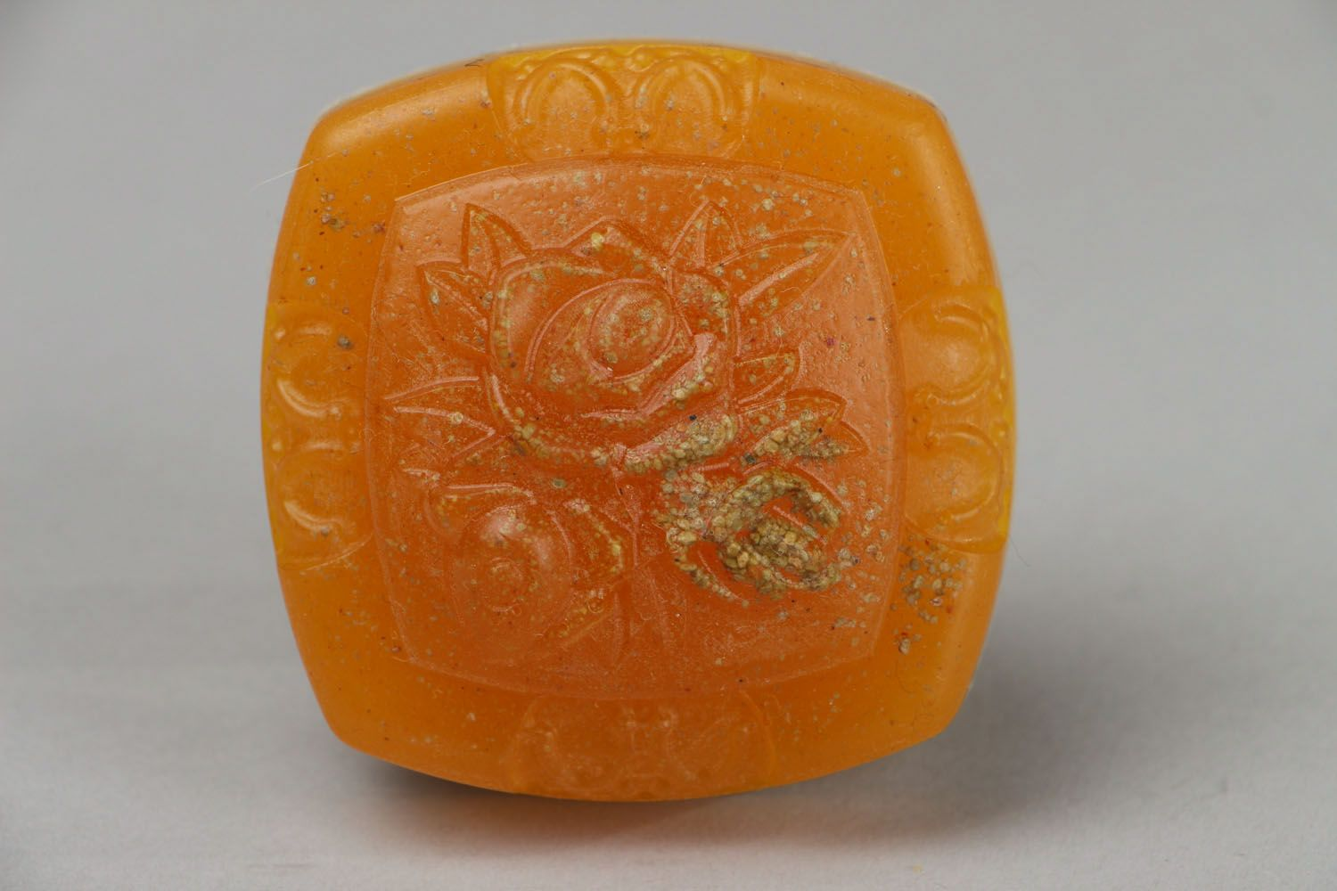 Natural soap Flowers photo 1