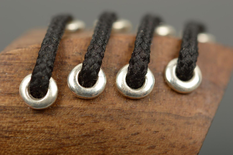 Wooden ring handmade wooden jewelry stylish ring handmade jewelry for women photo 4