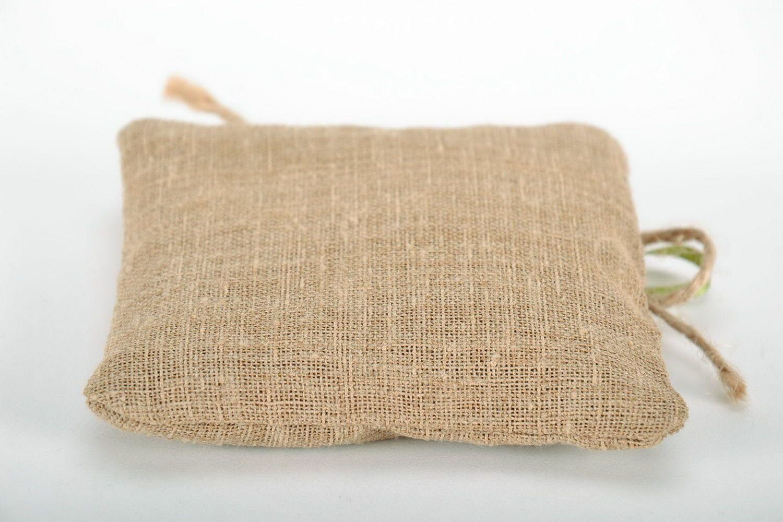 Flax sachet with herbs photo 4