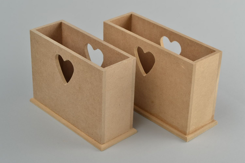 Madeheart materiales para manualidades servilleteros de for Modelos de barcitos hecho en madera