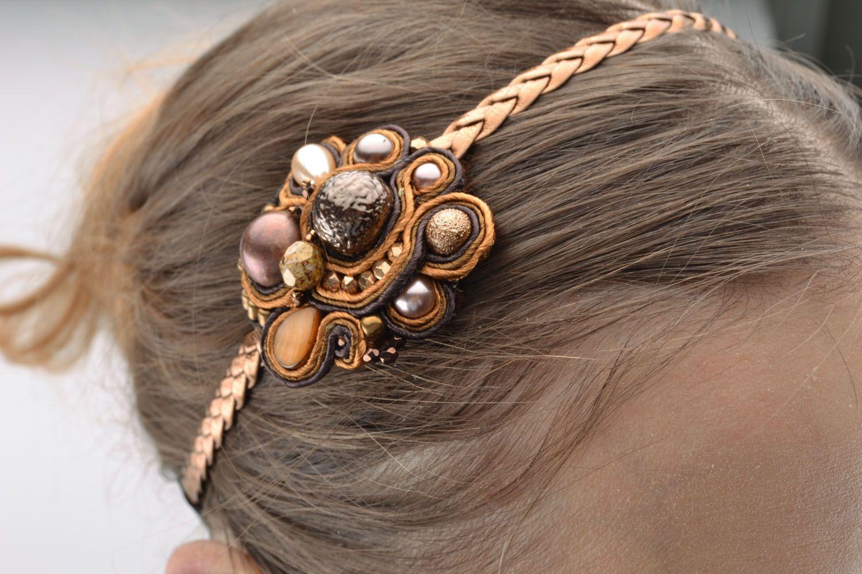 Fashionable headband photo 5