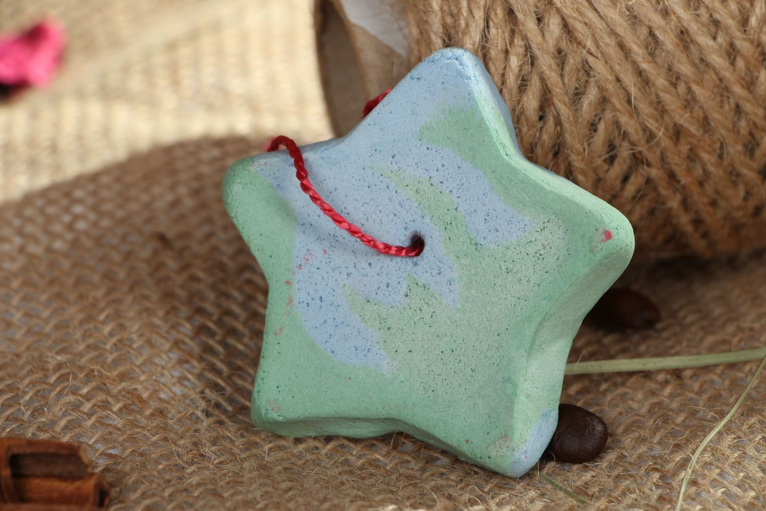 Fragrant cookie Star photo 4