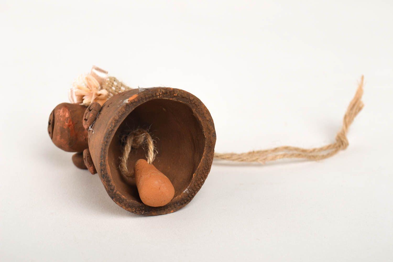 Designer cute bell unusual handmade accessory beautiful lovely home decor photo 4