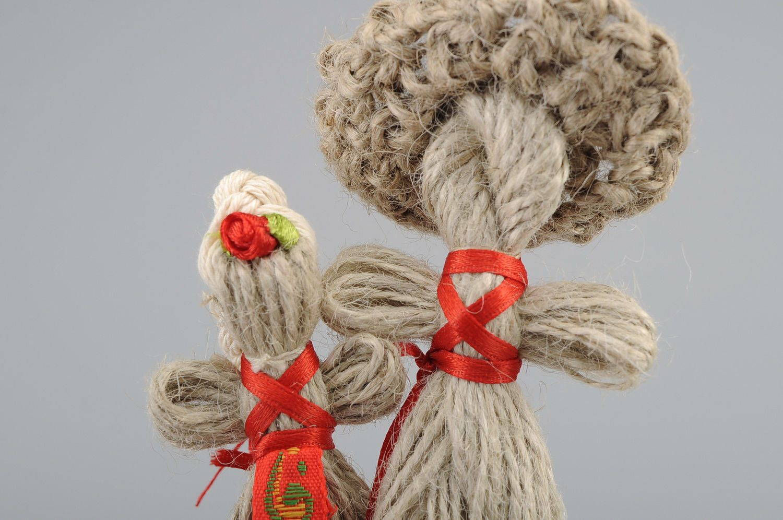 Handmade folk dolls photo 1