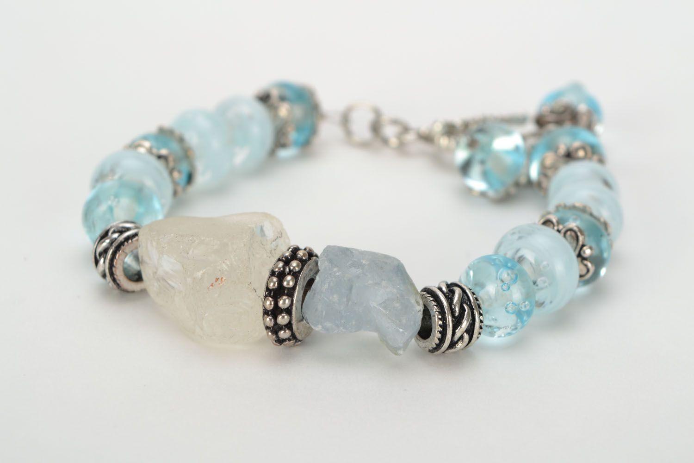 Rhinestone bracelet  photo 1