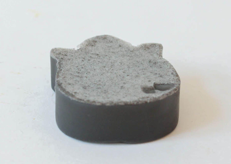 Anti inflammatory soap with black clay photo 2