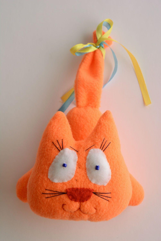 Textile toy Kitty photo 5